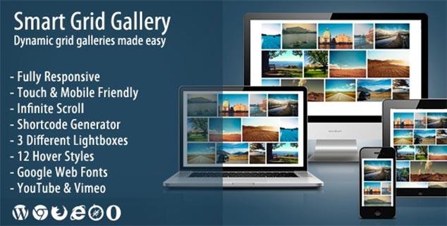 Smart Grid Gallery - WordPress Resim Galerisi Eklentisi