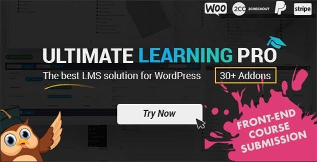 Ultimate Learning Pro - WordPress Üyelik Sistemi Eklentisi