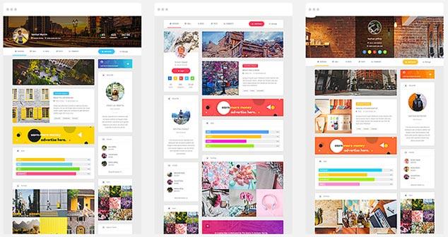 Youzer - WordPress Üye Profil Sayfası Eklentisi