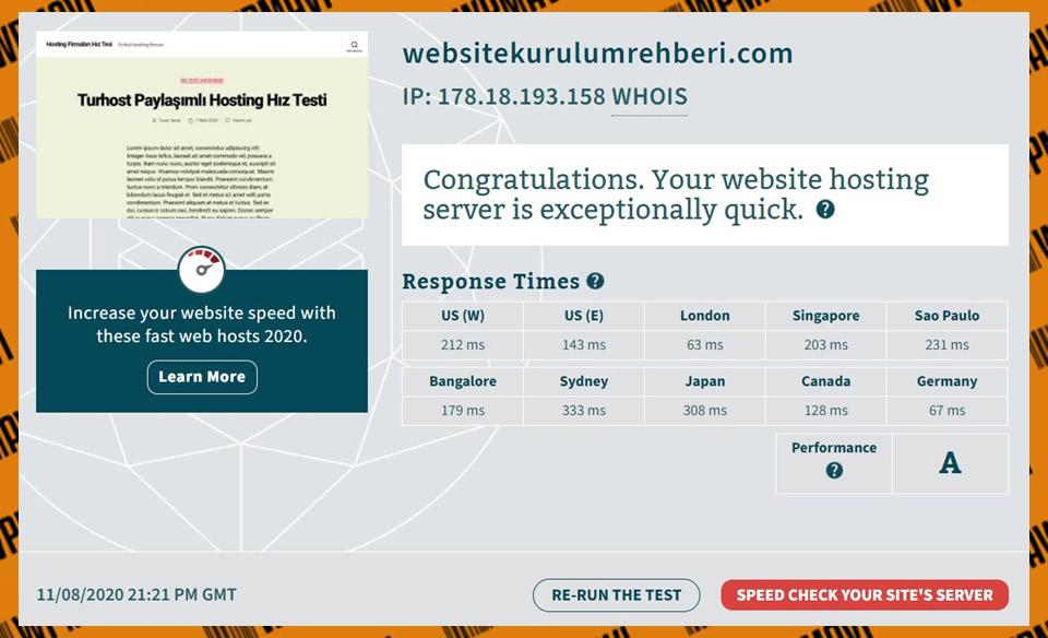 Bitcatcha Vargonen Test 5 - Web hosting türkiye
