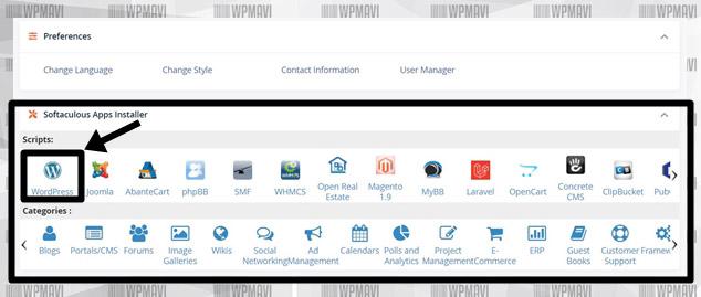 Biyografi Sitesi Açmak - cPanel WordPress Kurulumu