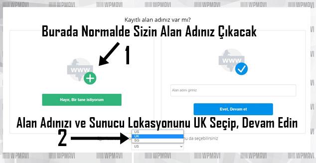 Kişisel Web Sitesi Açmak - alan Adı Seçimi