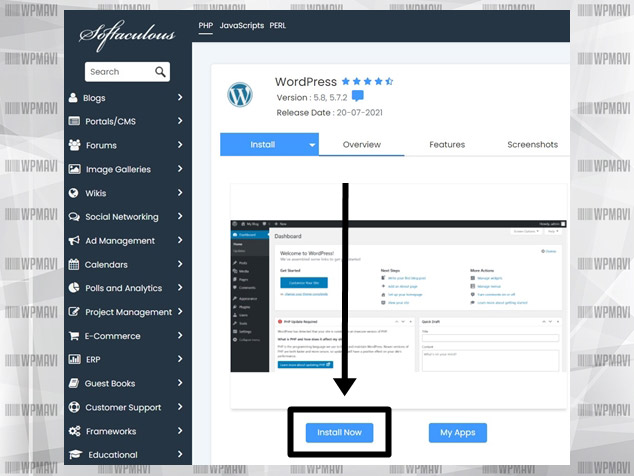 Kişisel İnternet Sitesi Oluşturma - WordPress Uygulama Kurma
