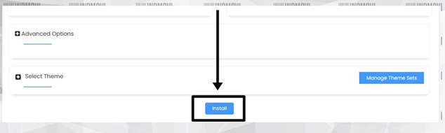 Kişisel web sitesi yapma wordpress son adım